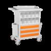 Medicinska kolica za terapiju i uređaje E258