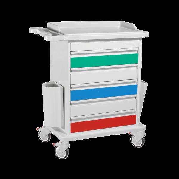 Medicinska kolica za hitne intervencije E260