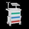 Medicinska kolica za hitne intervencije E260A